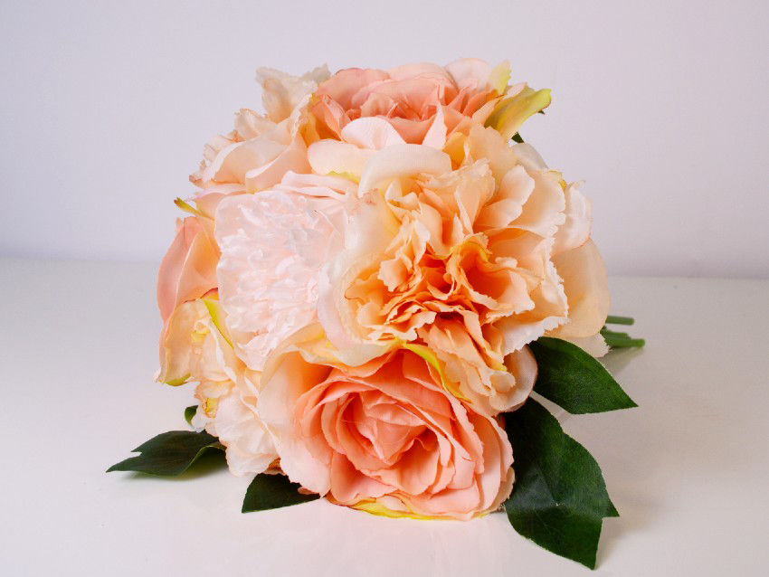 Rozo-narančasta