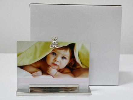 Slika Okvir metal/staklo 16 x 12 cm