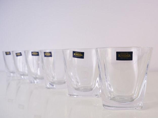 Slika Čaše za Whiskey S/6 kristalin 260 ml