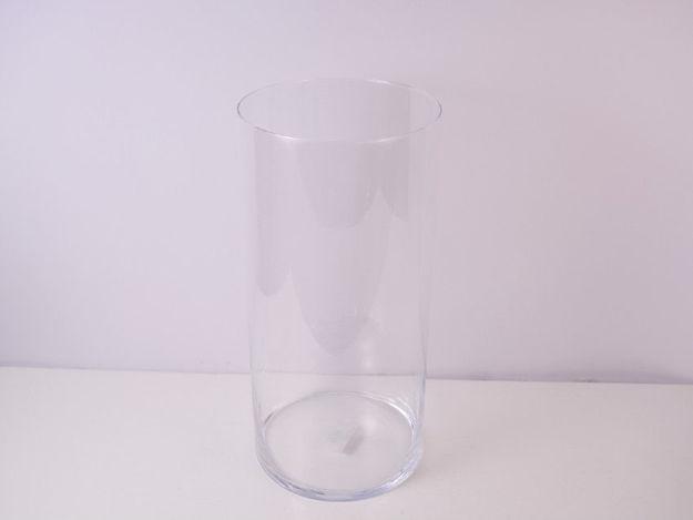 Slika Vaza staklo 19 cm x 40 cm