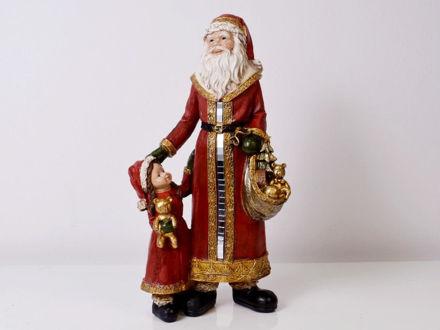 Slika Djed Božićnjak 35 cm