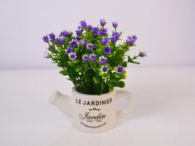 Slika Cvijeće u posudi 18 cm