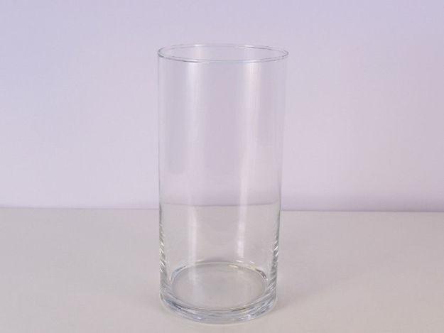 Slika Vaza cilindar 12 x 25 cm