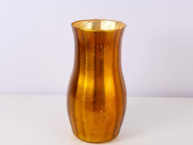 Slika Vaza staklo 26 x 12 cm