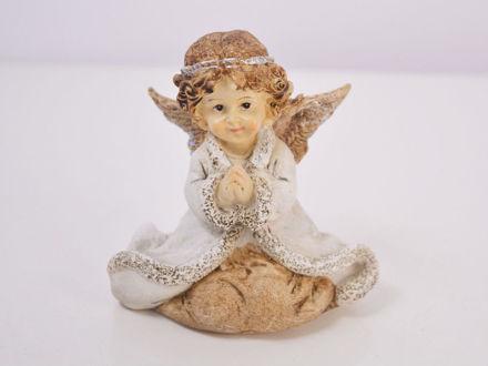 Slika Anđeo polyresin 10 cm