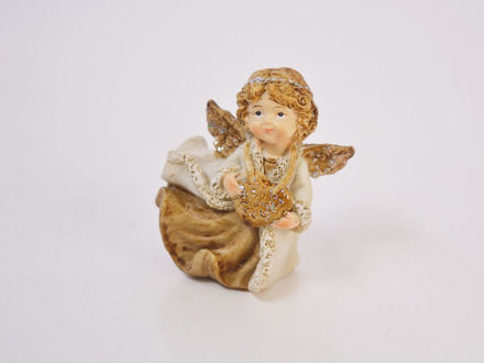 Slika Anđeo polyresin 5 cm