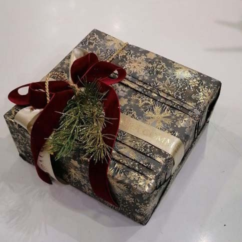Zamatanje poklona 18